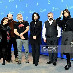 فوتوکال و نشست خبری فیلم «خوک» در فستیوال فیلم برلین