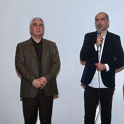 اکران مردمی «بهوقت شام» با حضور ابراهیم حاتمیکیا و هادی حجازیفر