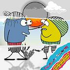 پوستر انیمیشن شبکه نمایش خانگی بودبودوکا وودوودوکا به کارگردانی ایمان قائم مقامی