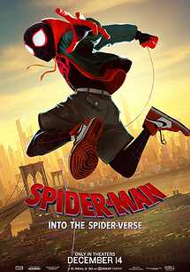 Spiderman : into the spiderverse
