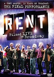 Rent: Filmed Live on Broadway