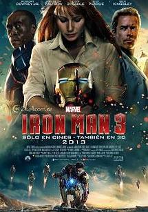 مرد آهنی ۳