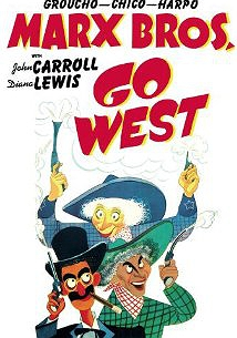Marx Brothers Go West