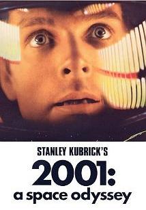 2001 یک ادیسه فضایی (1968)