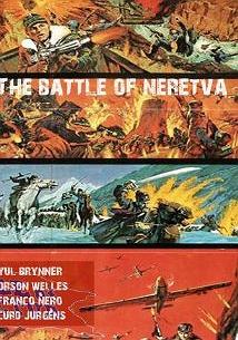 The Battle on the River Neretva