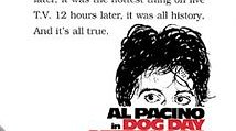 حلیل و بررسی فیلم بعد از ظهر سگی شاهکار سیدنی لومت