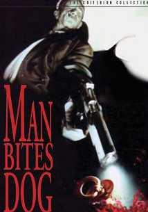 انسان سگ را گاز می گیرد