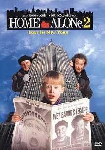تنها در خانه ۲: گم شده در نیویورک