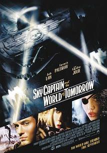 کاپیتان آسمان و دنیای فردا