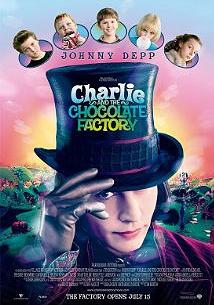 چارلی و کارخانه شکلات سازی (2005)
