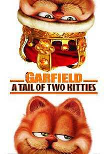 گارفیلد 2 - داستان دو گربه