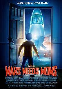 مریخی ها مامان میخوان
