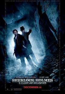 شرلوک هلمز بازی سایه ها