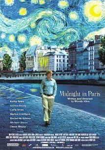 نیمه شب در پاریس