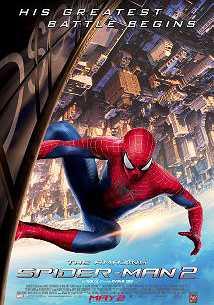مرد عنکبوتی شگفت انگیز ۲