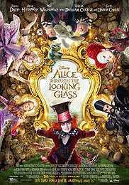 آلیس آن سوی آینه
