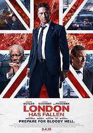لندن سقوط کرده است