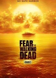 سریال تلویزیونی ترس از مردگان متحرک (2015)