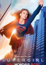 سریال تلویزیونی سوپرگرل (2015)