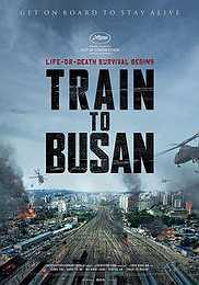 قطار به بوسان