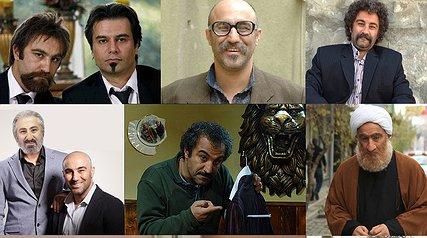 قسمت دوم/ وقتی کمدین های محبوب ایرانی با نقش های جدی شگفت زده مان می کنند!