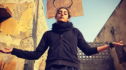 عکس گلشیفته فراهانی در خارج از ایران