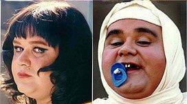 گریم خورترین چهرههای سینمای ایران کدام بازیگران هستند؟
