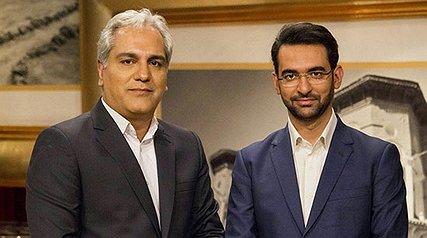 وزیر ارتباطات مهمان مهران مدیری می شود
