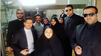 حمید گودرزی در «ستایش 3»/ بهنوش بختیاری در نقش معاون اول رئیس جمهور