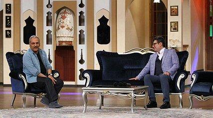 مهران مدیری امشب مهمان رضا رشیدپور میشود