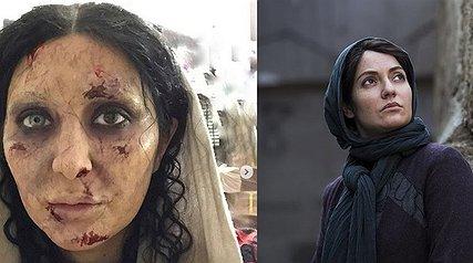 انتقاد یک بازیگر از بازیگری فوتبالیست ها تا گریم ترسناک مریم معصومی!