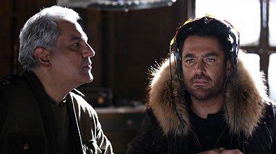 مهران مدیری و رضا گلزار در نمایی از «ما همه باهم هستیم»/ برنامههای جدید علی ضیا و فرزاد حسنی