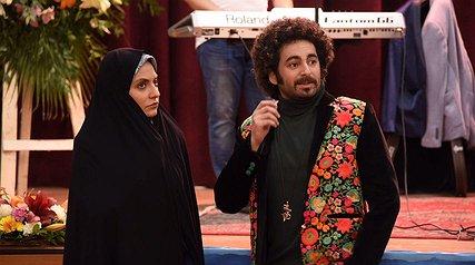 عذرخواهی رسانه ملی به خاطر برنامه جنجالی/ رونمایی از گریم فوق العاده سارا بهرامی