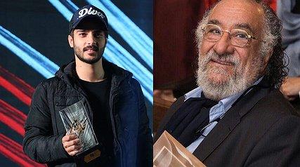 ساعد سهیلی یکی از بهترینهاست/ بسیاری از برندگان سیمرغ ادای بازیگری درمیآورند!!