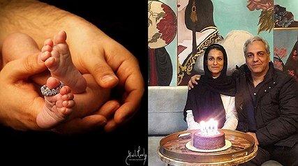 از جشن تولد دختر مهران مدیری تا پدر شدن محسن تنابنده!