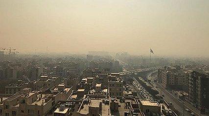 واکنش های اینستاگرامی هنرمندان به وضعیت آلودگی هوا