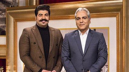 شوخی مهران مدیری با سبیل و اضافه وزن بهنام بانی تا انتقاد از ترانههای روز!!
