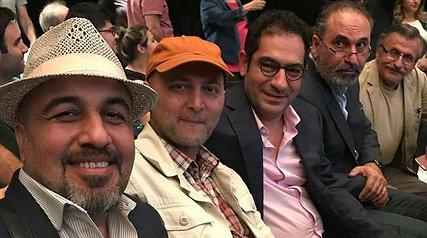 تقدیر از رضا عطاران و پرویز پرستویی در یک جشنواره عجیب!