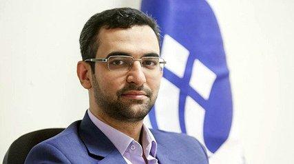 آیا ممنوع التصویری وزیر ارتباطات صحت دارد!؟