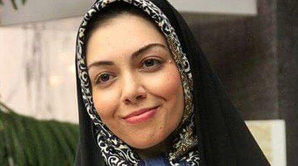 حمایت آزاده نامداری از احسان علیخانی