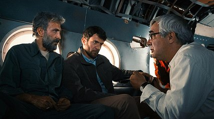 تصویر حمیدیان و حجازی فر در «به وقت شام»/ بدلکاریهایی فراتر از سینمای ایران