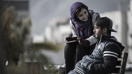 اولین تصاویر از ساعد سهیلی و زیبا کرمعلی در «لاتاری»