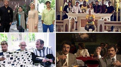 آخرین اخبار از جدیدترین فیلم های کمدی سینمای ایران