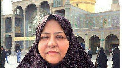 رابعه اسکویی به ایران بازگشت + عکس
