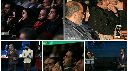 افتتاحیه جشنواره فجر را زنده در اینستاگرام منظوم ببینید