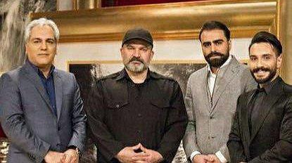 ترس مهران مدیری از ابهت هاشم خان/ سارا بهرامی امشب در «دورهمی»