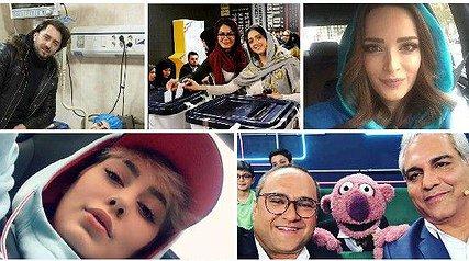 محبوبترین بازیگران ایرانی در اینستاگرام چه کسانی هستند+ اینفوگرافیک