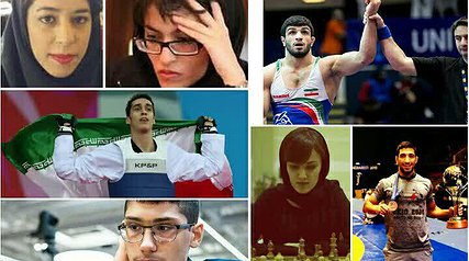 ورزشکارانی که در دو سال گذشته مهاجرت کردند