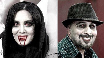 اوج هنرنمایی عطاران با دراکولای ایرانی!