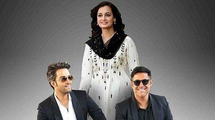 نمایشی تمام عیار از سینمای عقب مانده ایران و هند بدون دستاوردی تازه